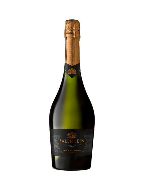 Vin Spumant Alb Brut Salentein Cuvee Exceptionnelle Nature, 75 cl