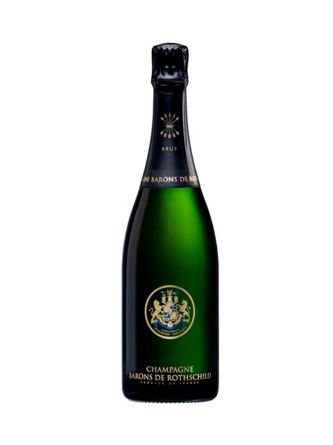 Vin Spumant Alb Brut Sampanie Barons de Rothschild, 75 cl