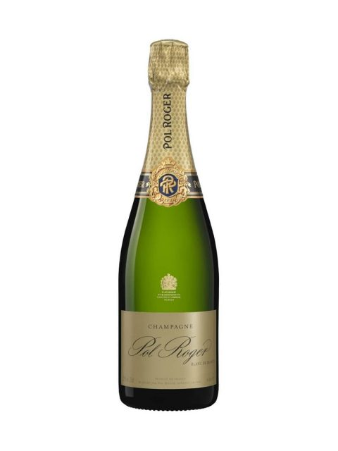 Vin Spumant Alb Brut Sampanie Pol Roger Blanc de Blancs, 75 cl