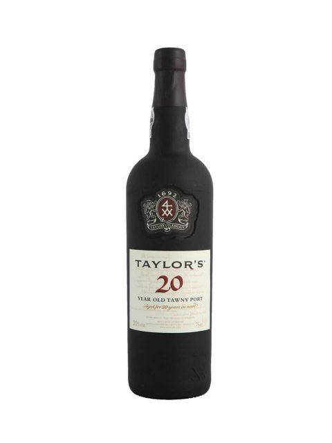 Vin Rosu Dulce Taylor's 20 ani Tawny Vin de Porto, 75 cl