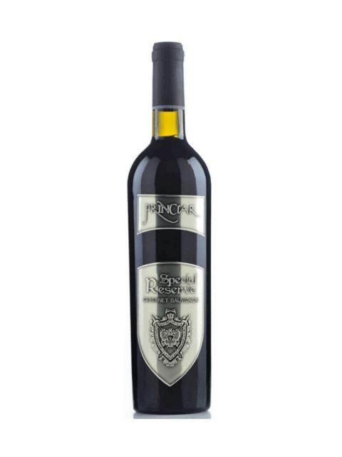 Vin Rosu Sec Tohani Princiar Special Reserve Cabernet Sauvignon, 75 cl