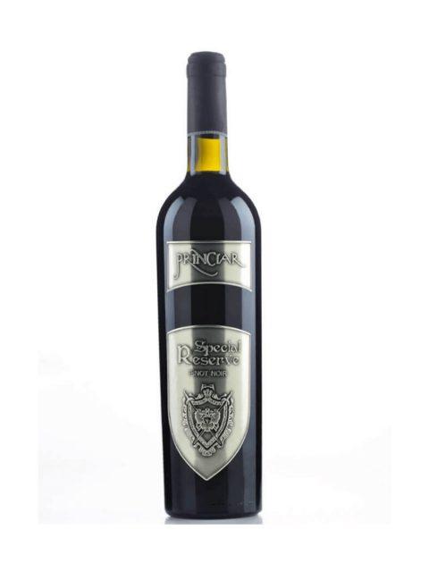 Vin Rosu Sec Tohani Princiar Special Reserve Pinot Noir, 75 cl