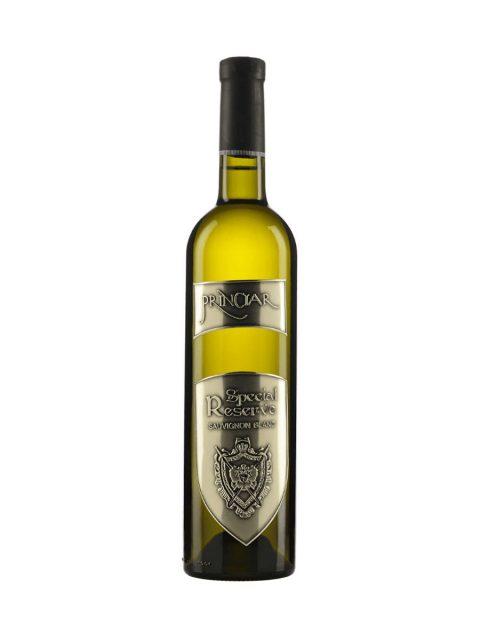 Vin Alb Sec Tohani Princiar Special Reserve Sauvignon Blanc, 75 cl