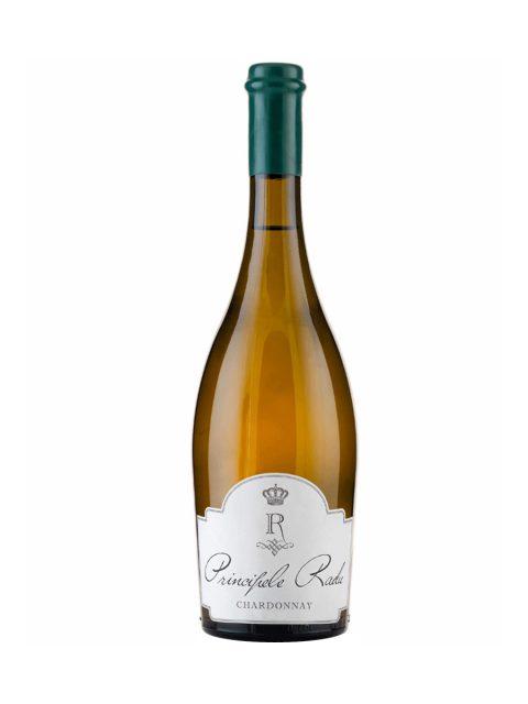 Vin Alb Sec Tohani Principele Radu Chardonnay, 75 cl