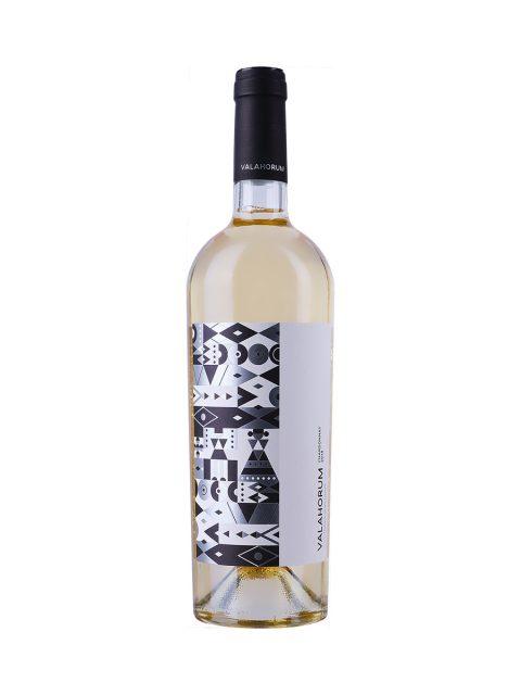 Vin Alb Sec Valahorum Chardonnay, 75 cl