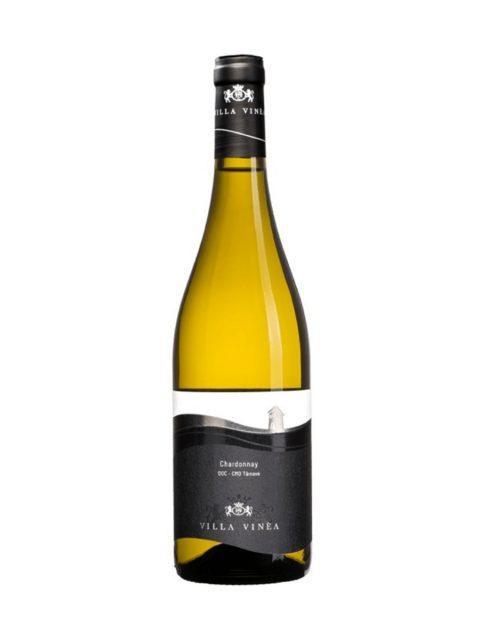 Vin Alb Sec Villa Vinea Chardonnay Premium, 75 cl