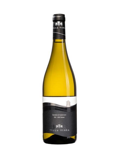 Vin Alb Sec Villa Vinea Gewurztraminer Premium, 75 cl