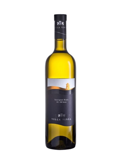 Vin Alb Sec Villa Vinea Sauvignon Blanc Selection, 75 cl