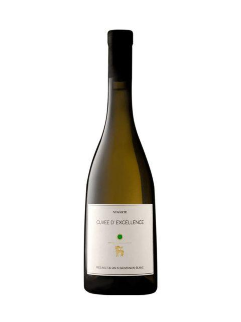 Vin Alb Sec Vinarte Cuvee D'Excellence Riesling Italian & Sauvignon Blanc, 75 cl