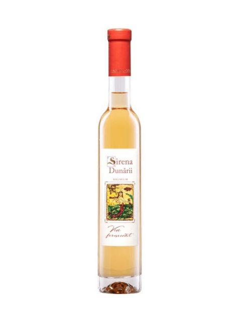 Vin Alb Dulce Vinarte Sirena Dunarii Riesling, 375 ml