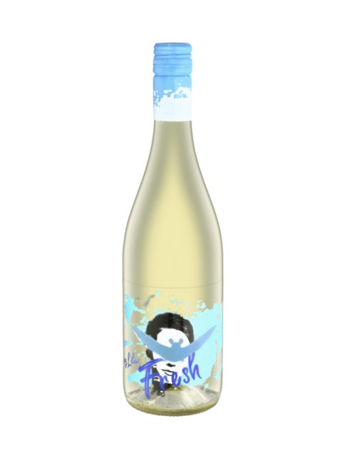 Vin Alb Sec Young Liliac Fresh Sauvignon Blanc & Feteasca Alba, 75 cl
