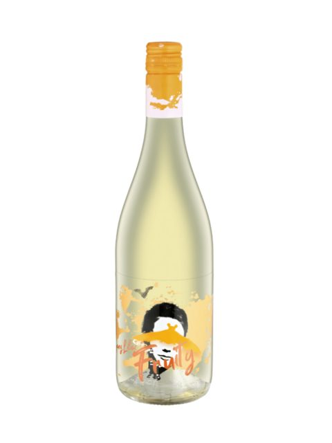 Vin Alb Sec Young Liliac Fruity Feteasca Alba & Chardonnay & Sauvignon Blanc, 75 cl