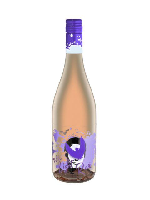 Vin Rose Sec Young Liliac Light Pinot Noir & Merlot, 75 cl