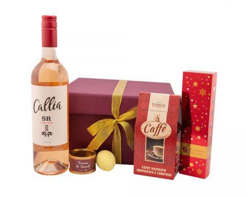 Pachet Cadou Special Easter - Vin Rose, Callia SR, Syrah Rose, Bodegas Callia, Argentina